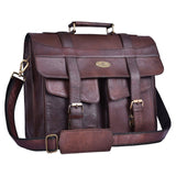 The Vintage Leather Messenger Bag