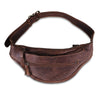 Full Grain Leather Waist Fanny Bag