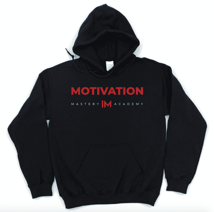 motivation - hoodie