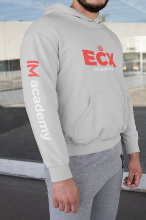 ecx hoodie with IM academy sleeve [LIMITED QUANTITY]