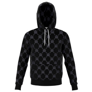 im crown monogram hoodie - black [limited quantities]