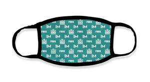 frx academy monogram face mask - pre order
