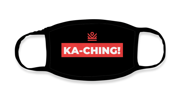 ka-ching premium face mask