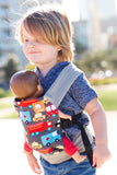 Tula Mini Doll and Toy Carrier