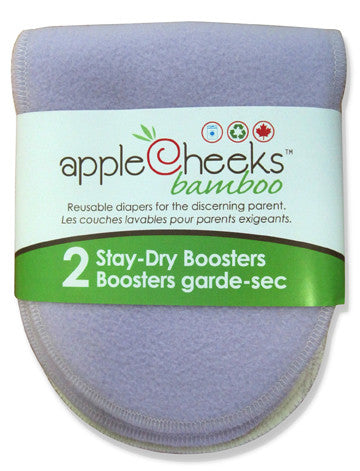Apple Cheeks Bamboo Booster - Stay-Dry Doubler