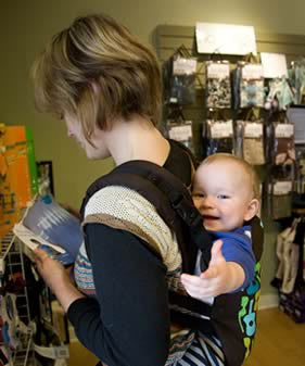 Baby Carriers for Expectant Families