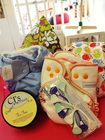 Cloth Diaper Workshop