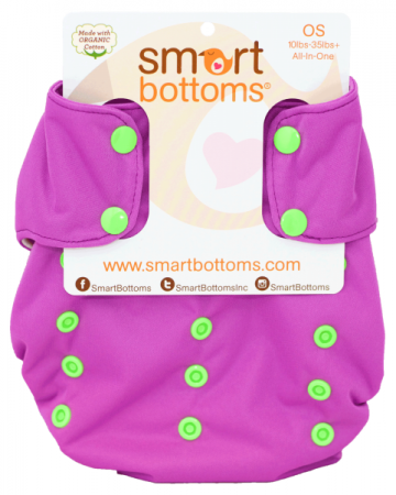 Smart Bottoms Grape Soda Smart One