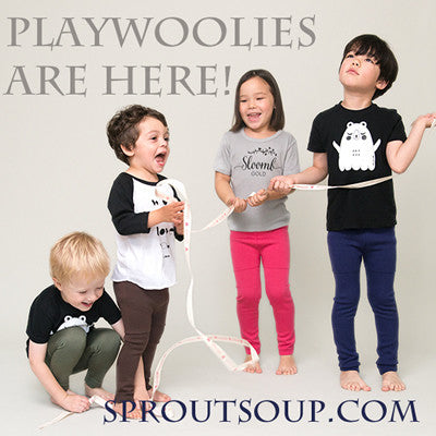 Sloomb Playwoolies Play Woolies