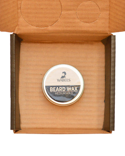 Beard Wax Medium Hold
