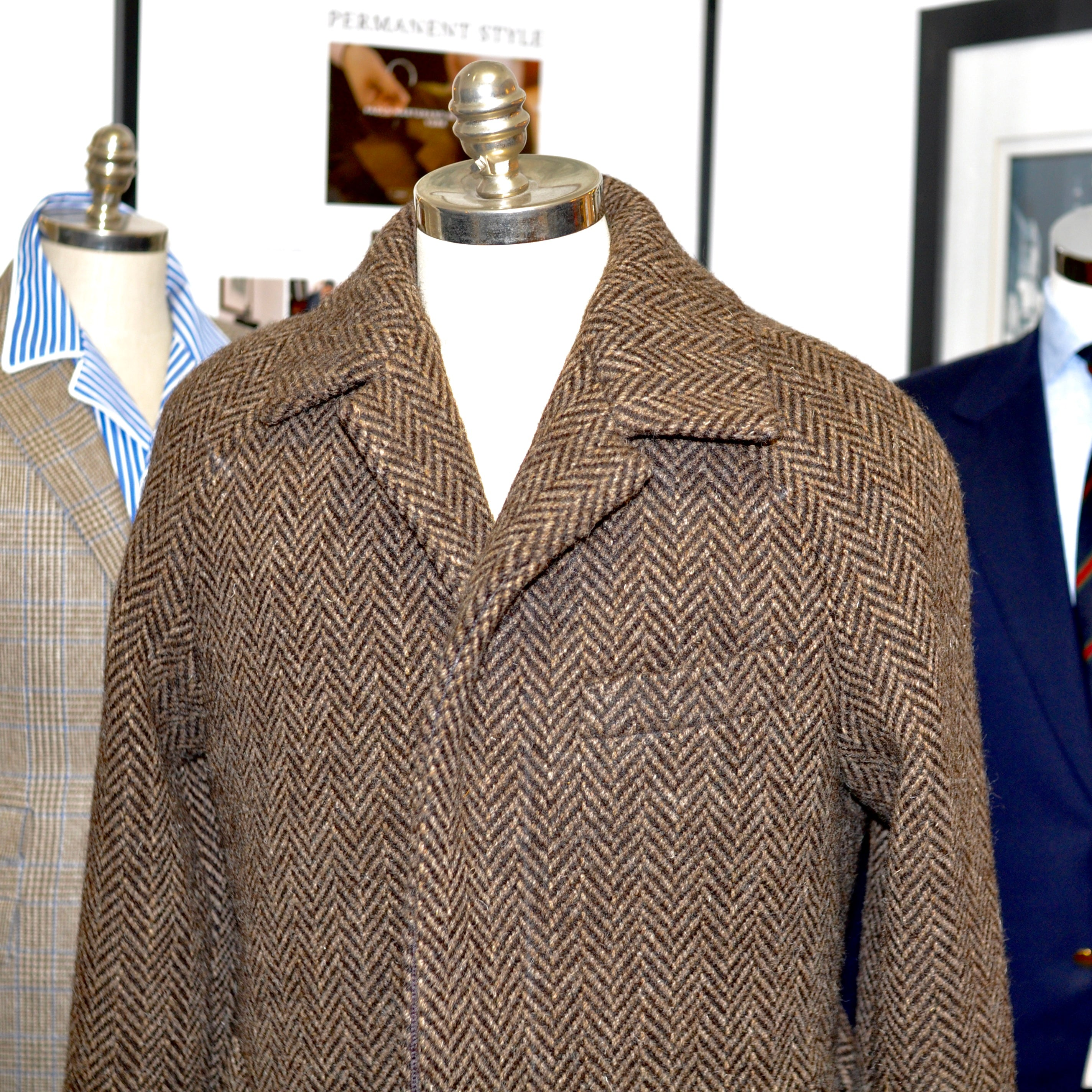 Our Style Jacket Collection Paolo Martorano NYC
