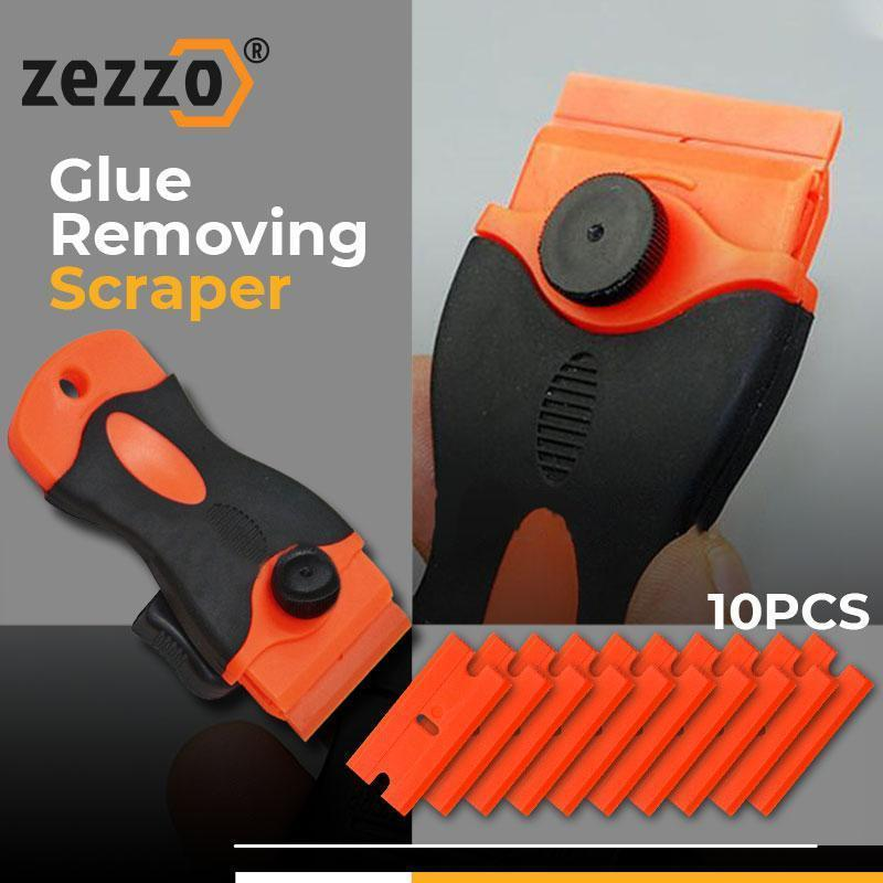 Zezzo® Glue Removing Scraper
