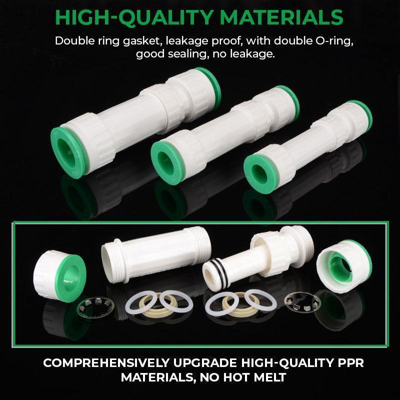 Stretch Connector Water Pipe Fittings