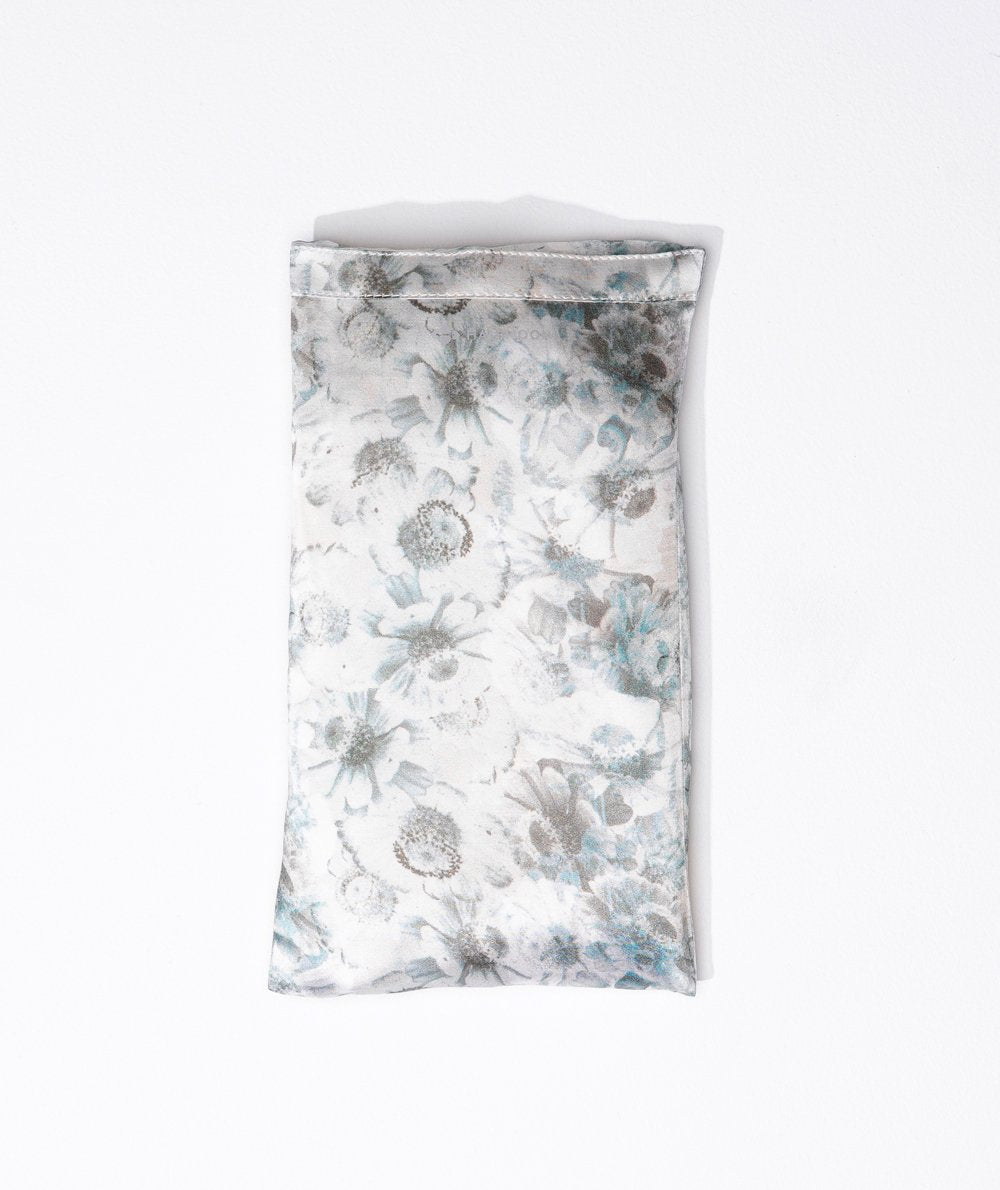 Silk Eye Pillow with Lavender | Limited Edition