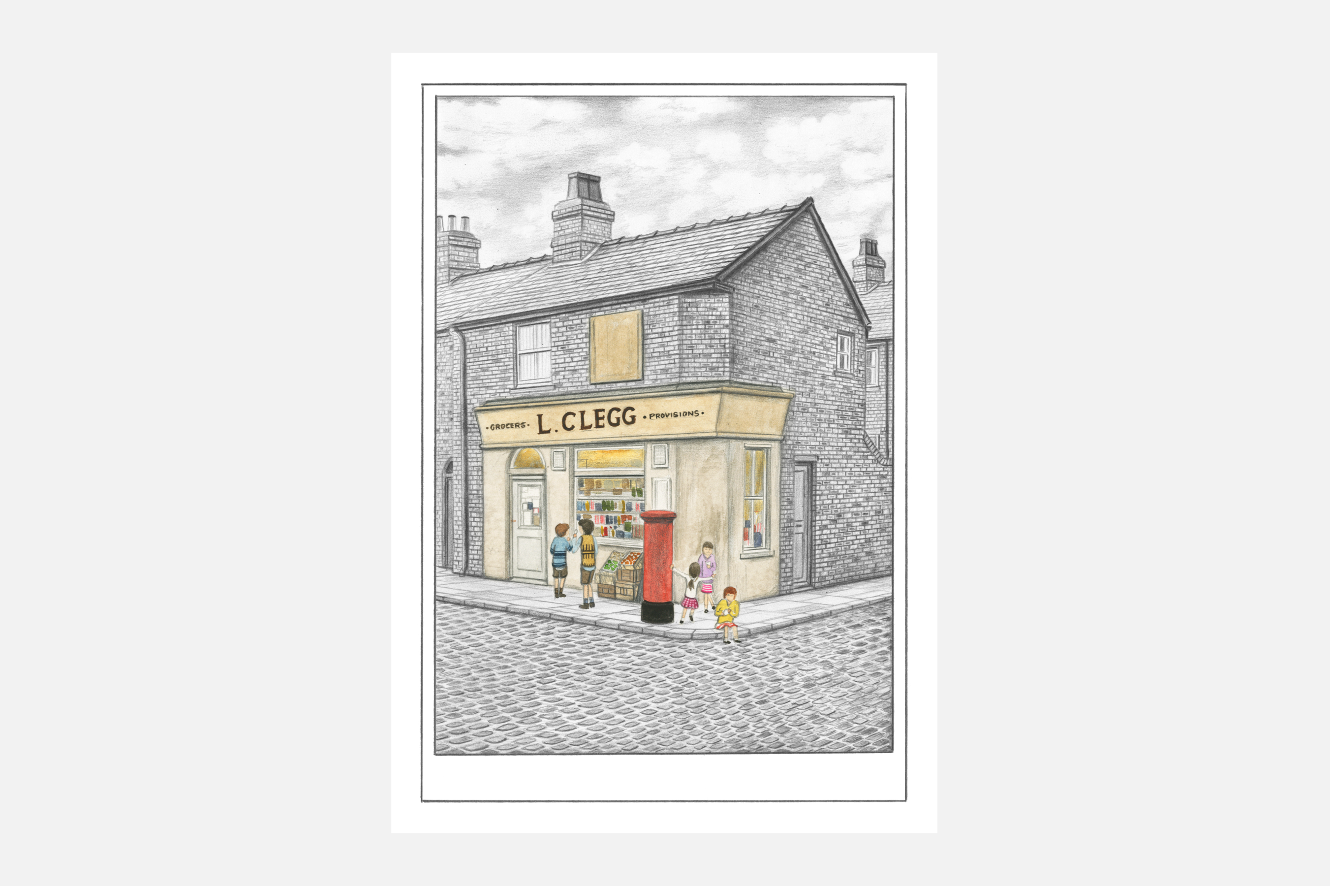 'Our kid's Up Shop' By Leigh Lambert
