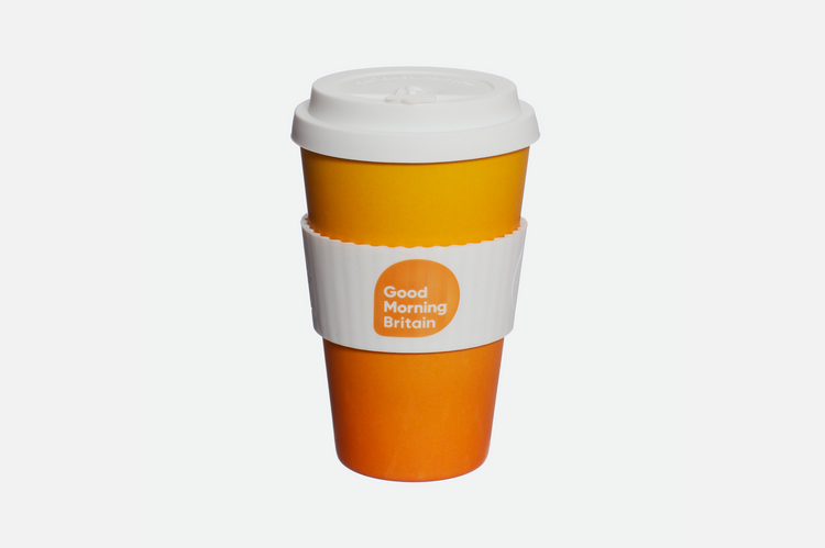 Good Morning Britain Reusable Cup