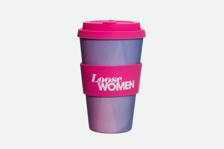 Loose Women Reusable Cup