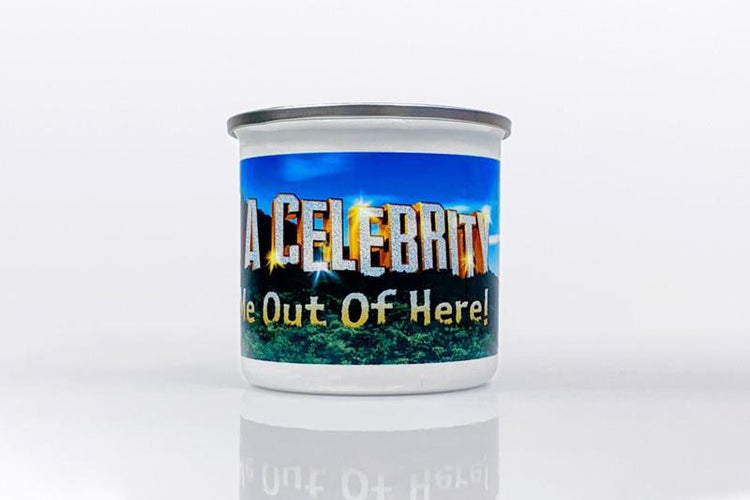 Official I'm A Celebrity... Enamel Mug