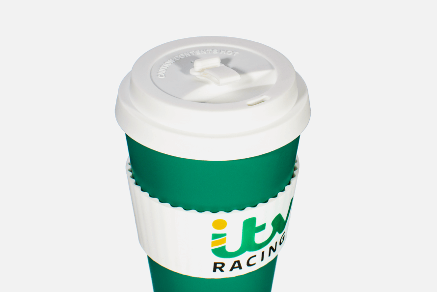 ITV Racing Reusable Cup