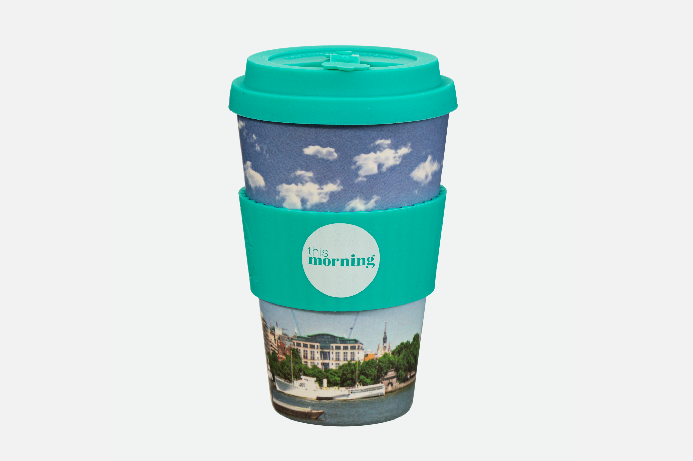 This Morning Reusable Cup - Thames