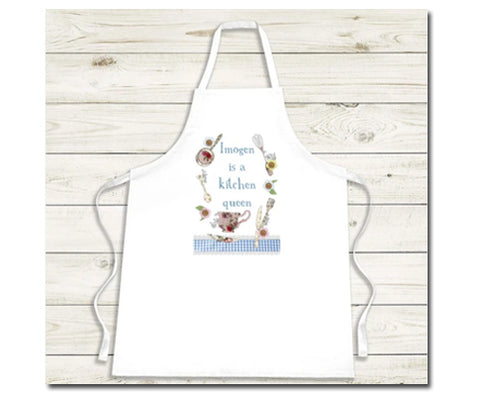 Personalised Mother's Day Apron