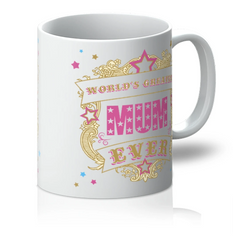 World's Greatest Mum Ever Mug