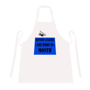 Kitchen Legends Apron - Buy Birthday Aprons