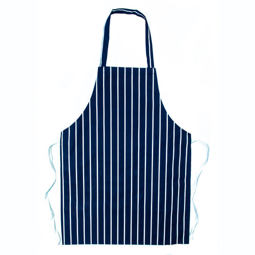 Kids Cooking Aprons - Butcher Stripe - kids cooking gift