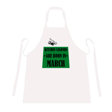 Load image into Gallery viewer, Kitchen Legends Apron - Buy Birthday Aprons