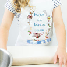 Load image into Gallery viewer, Personalised Kitchen Queen Apron