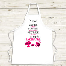 Load image into Gallery viewer, You're Entirely Bonkers Baking Apron - Personalised Gift