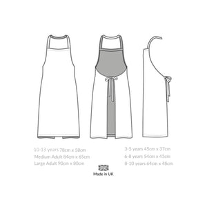 Kitchen Queen Apron - Personalised Gift