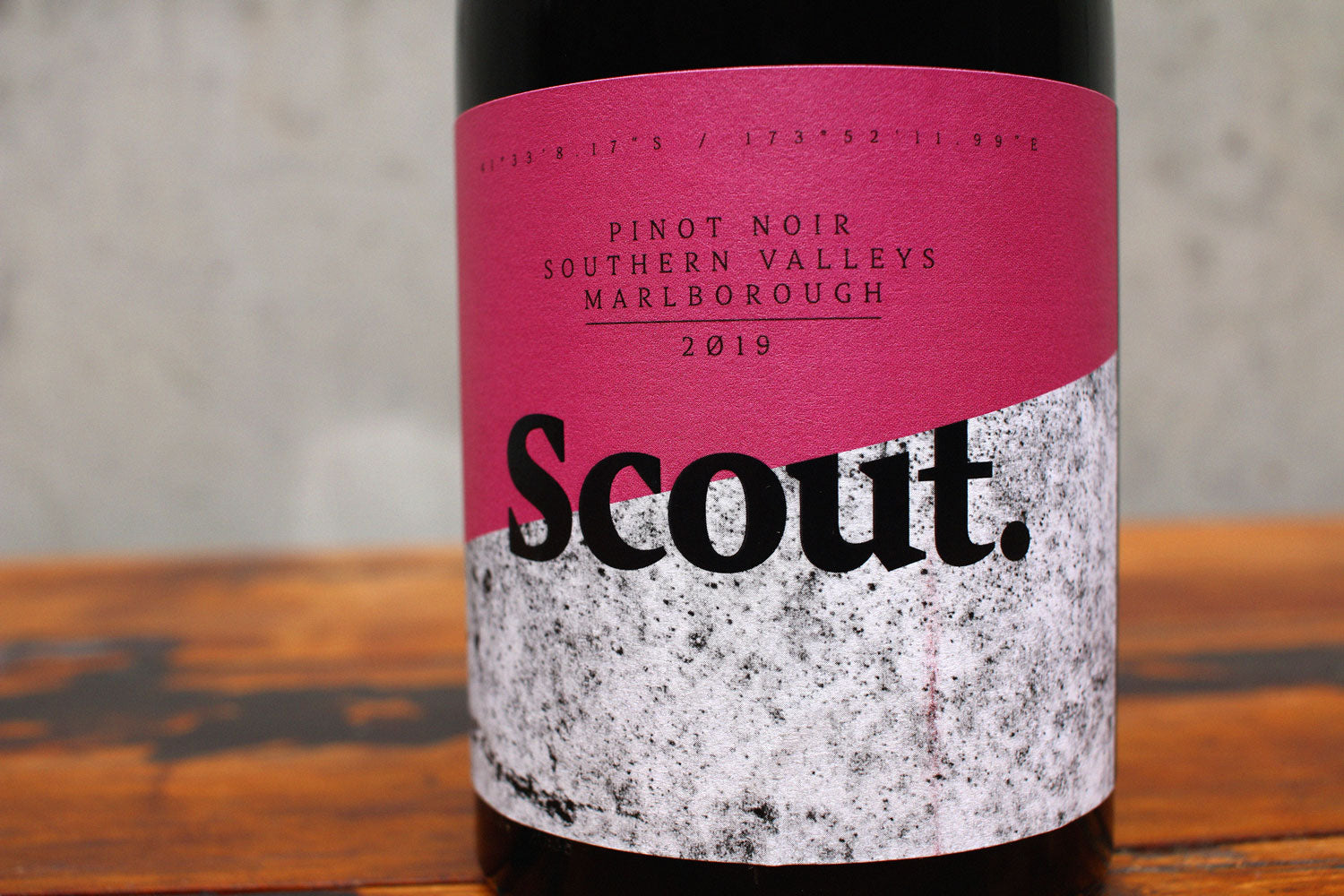 2019 Scout 'Southern Valleys' Pinot Noir