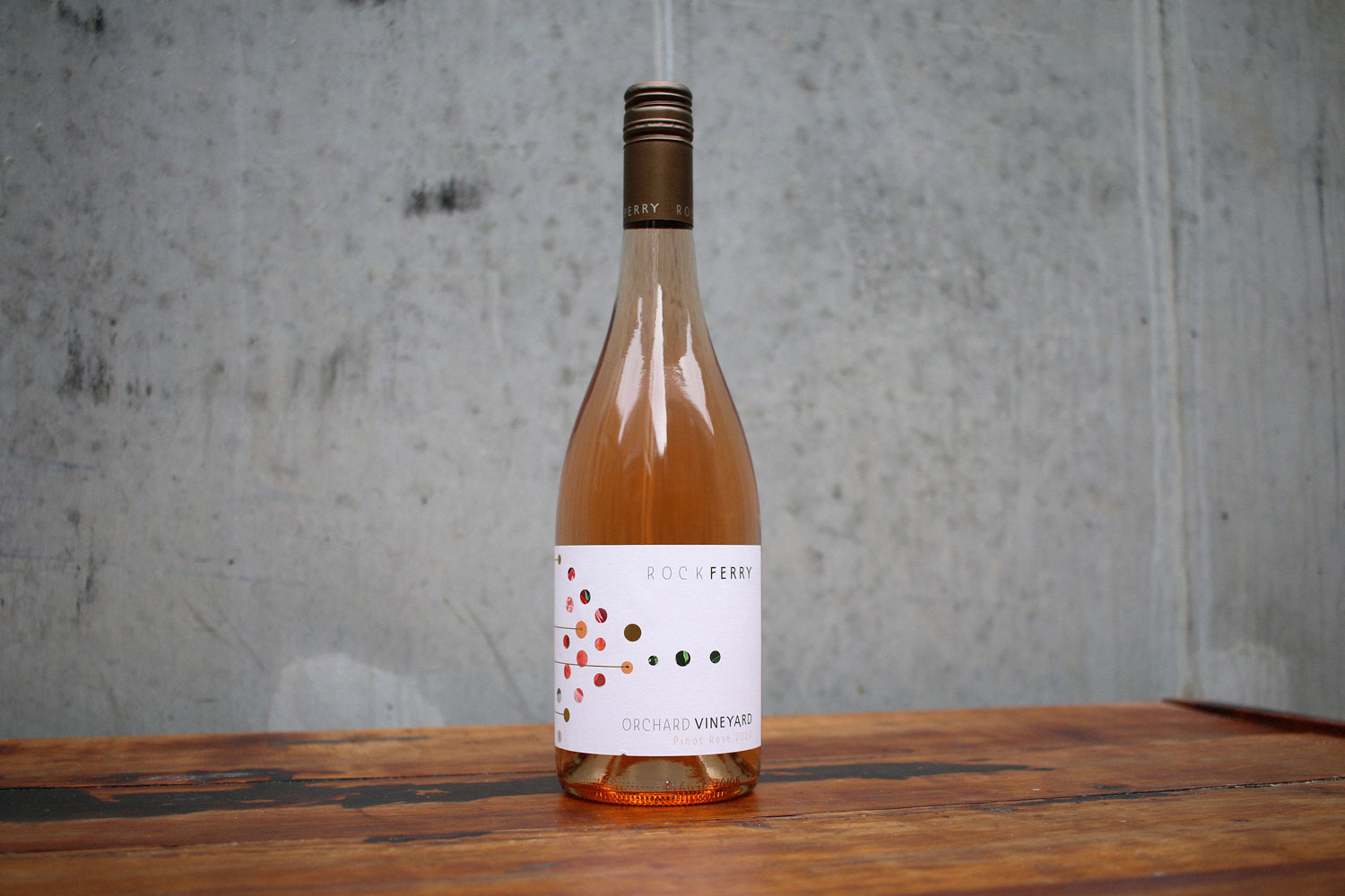 2019 Rockferry 'Orchard' Pinot Noir Rose