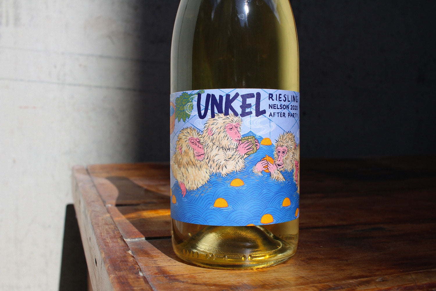 2020 Unkel 'After Party' Riesling