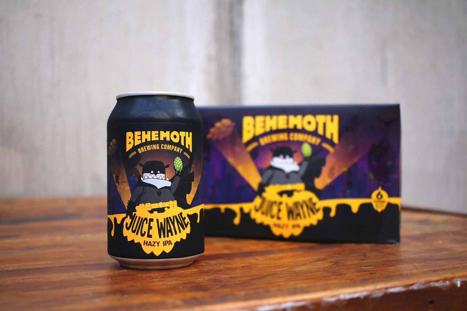 Behemoth 'Juice Wayne' 6 Pack