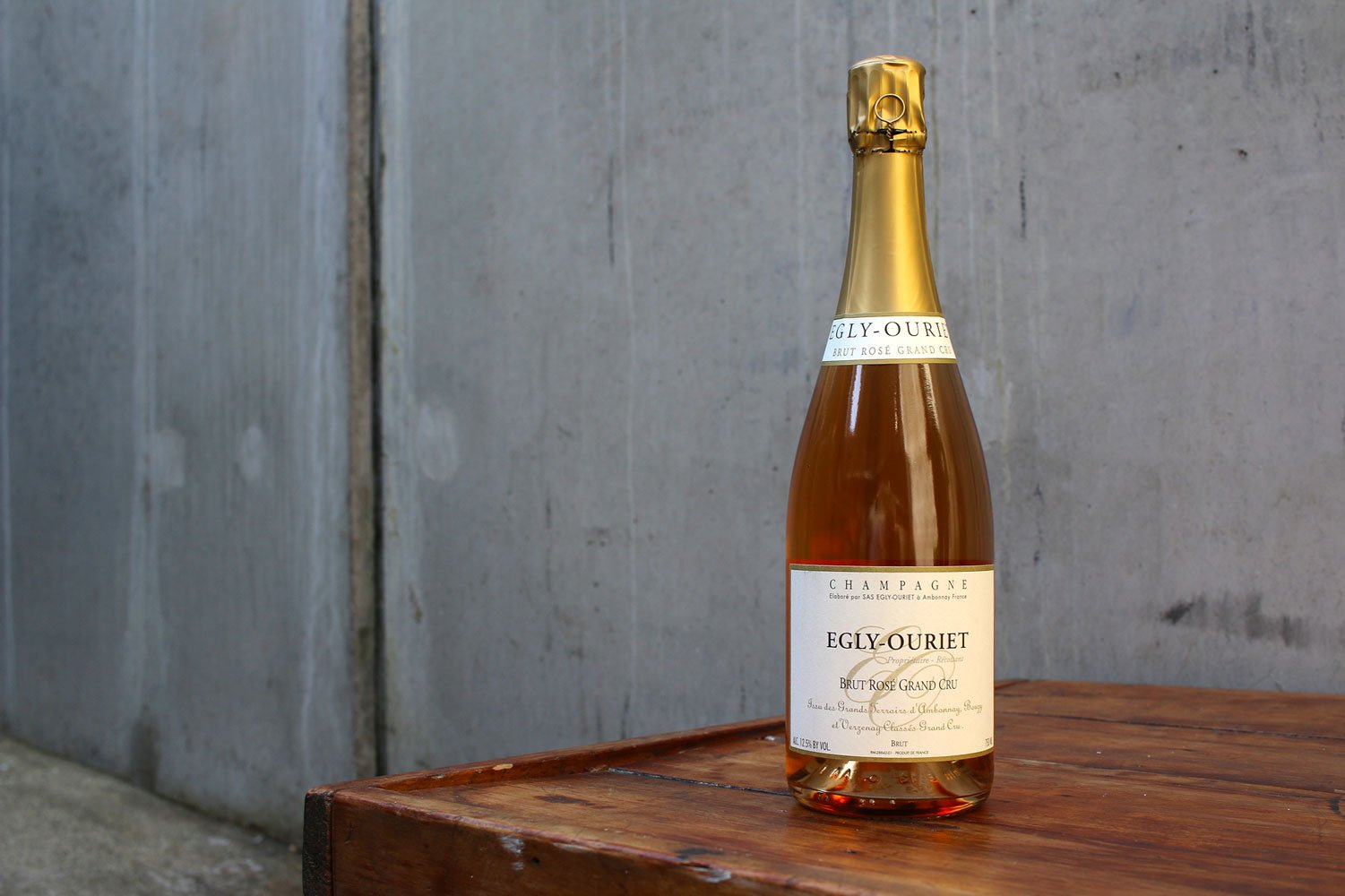 NV Egly-Ouriet Grand Cru Brut Rose