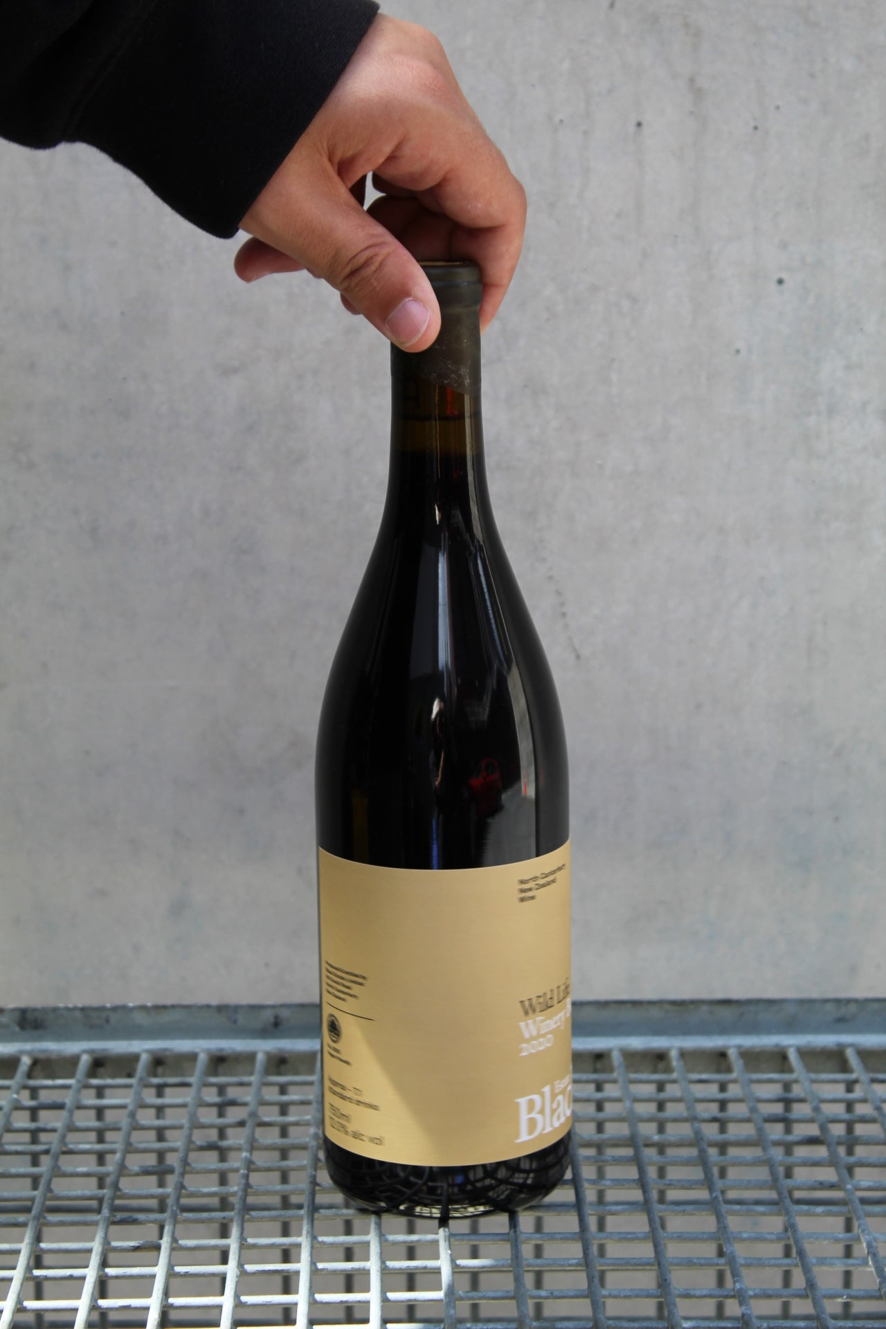 2020 Black Estate 'Wild Life' Pinot Noir