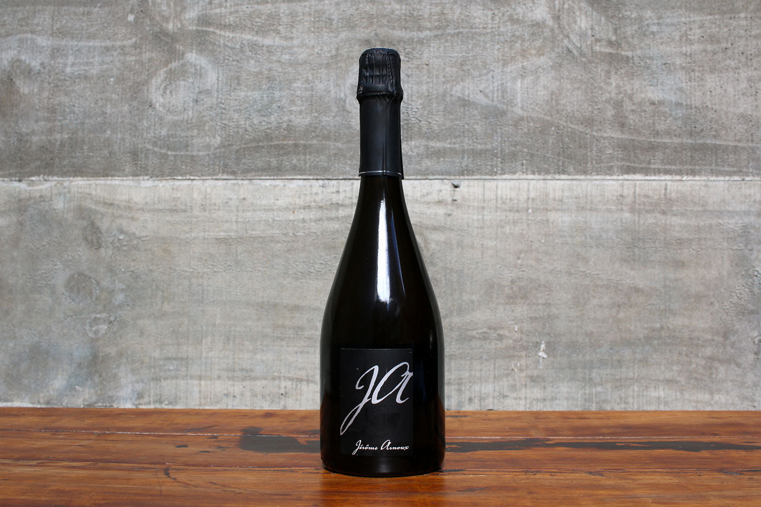 2013 Jerome Arnoux 'ZD' Brut Nature