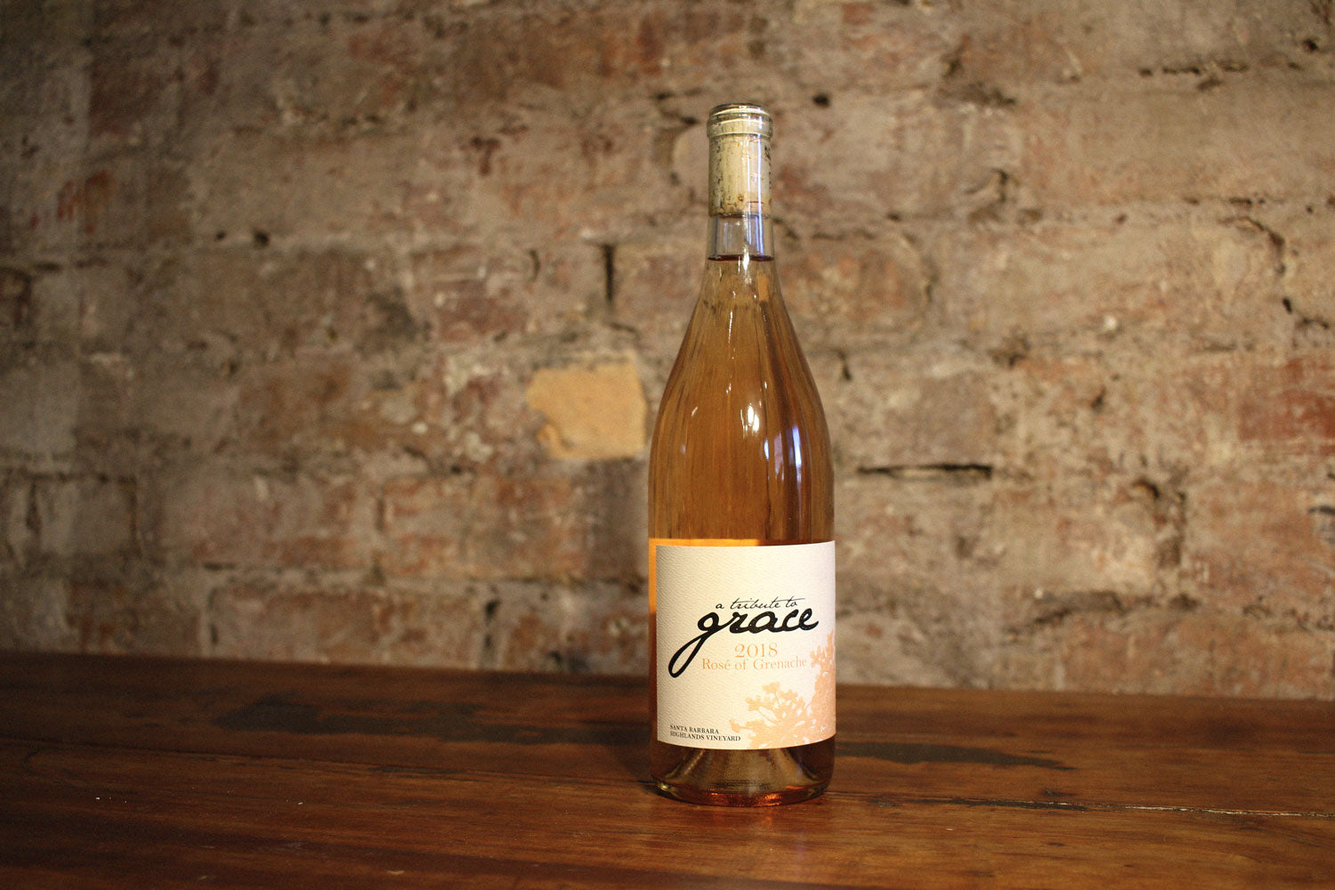 2018 A Tribute to Grace Grenache Rose