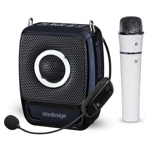 Portable PA System S92 Pro 25W With Two wireless microphones