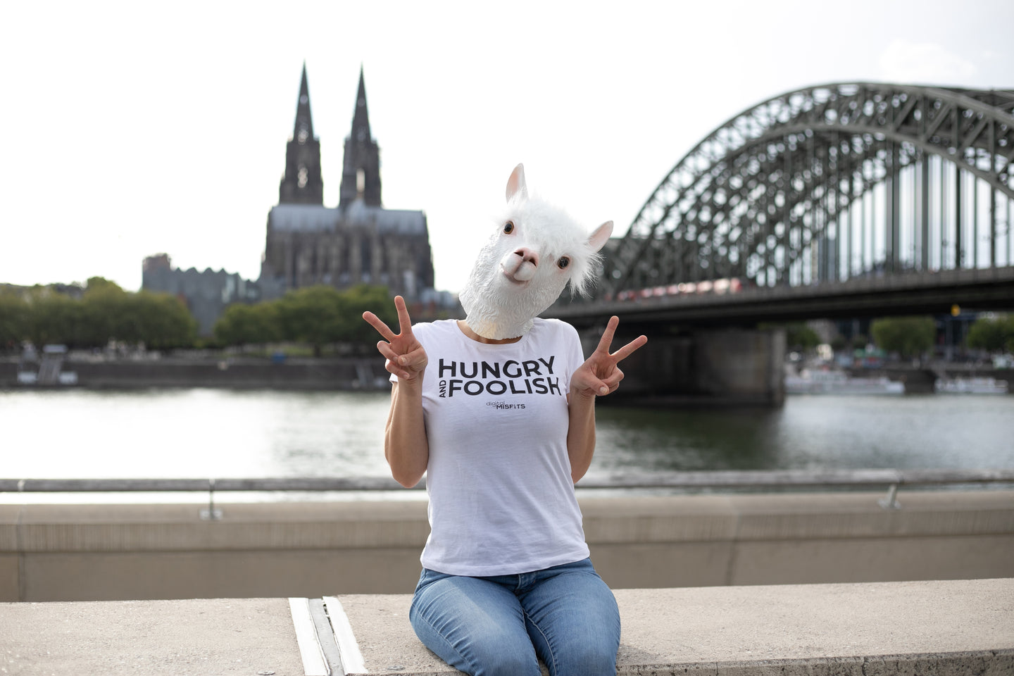 T-Shirt Ladies | Hungry And Foolish