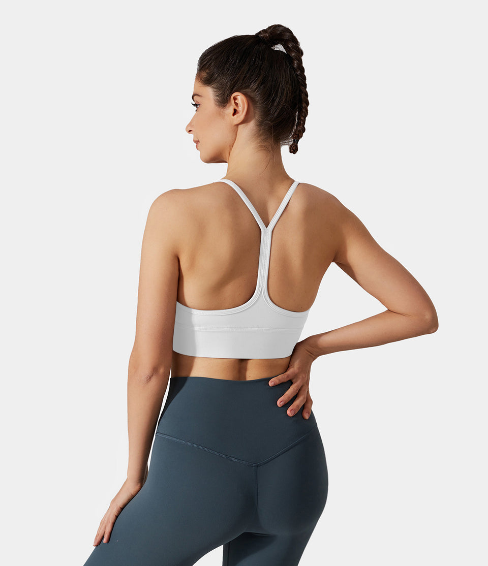 Bloom, Low Support~Y Back, Backless