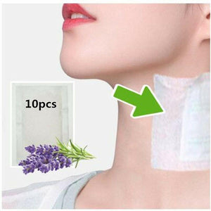 [ 50% DISCOUNT ] NUTRISPOT™ LYMPHATIC LAVENDER DETOX PATCH (SET OF 10)