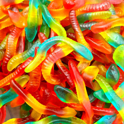 Jelly Snakes