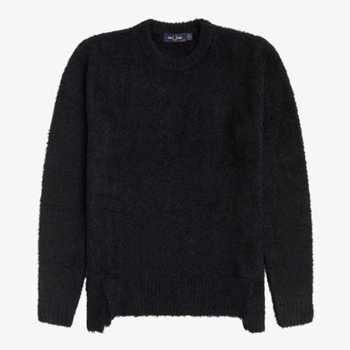 Fred Perry Stepped Hem Jumper