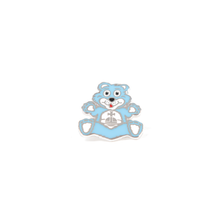 Load image into Gallery viewer, Vivienne Westwood Teddy Bear Pin Badge