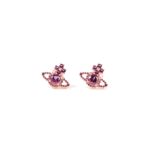 Vivienne Westwood Valentina Orb Earrings