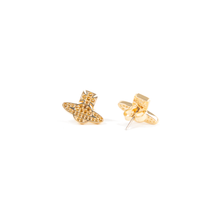 Load image into Gallery viewer, Vivienne Westwood Romina Pave Orb Earrings