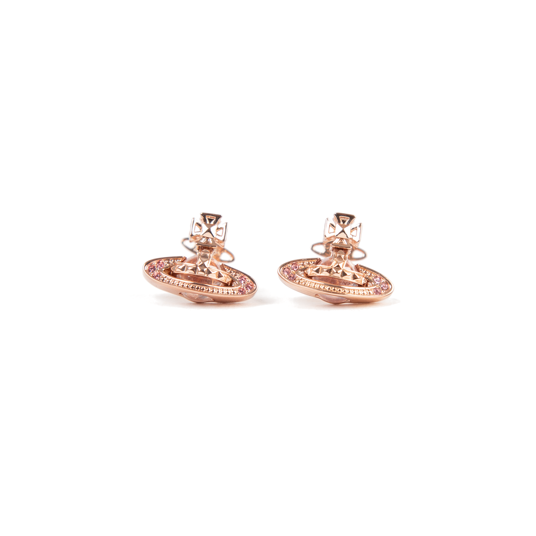 Vivienne Westwood Pina Bas Relief Earrings